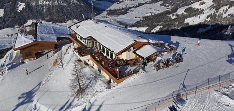 Alpengasthof Buchensteinwand